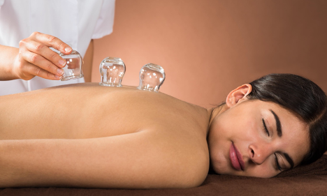 Cupping Therapy Colorado Springs